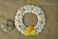 Vòng nguyệt quế vỏ sò ốc 03