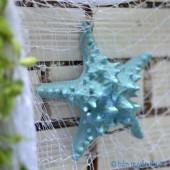 Sao biển gai lớn màu xanh ngọc