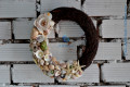 Vòng nguyệt quế vỏ sò ốc VNQ_07