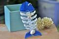 Cá xương trang trí biển 20cm