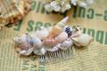 Lược cài tóc vỏ sò vỏ ốc LCT01
