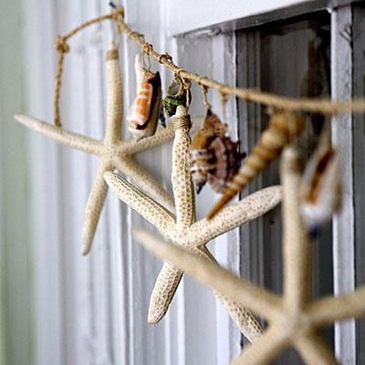 Kết chuông gió, dây treo trang trí nhà đẹp