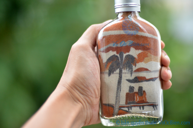 Chai tranh cát quê hương Việt Nam TC_03 - – © bản quyền hình ảnh thuộc VoOcBien.com
